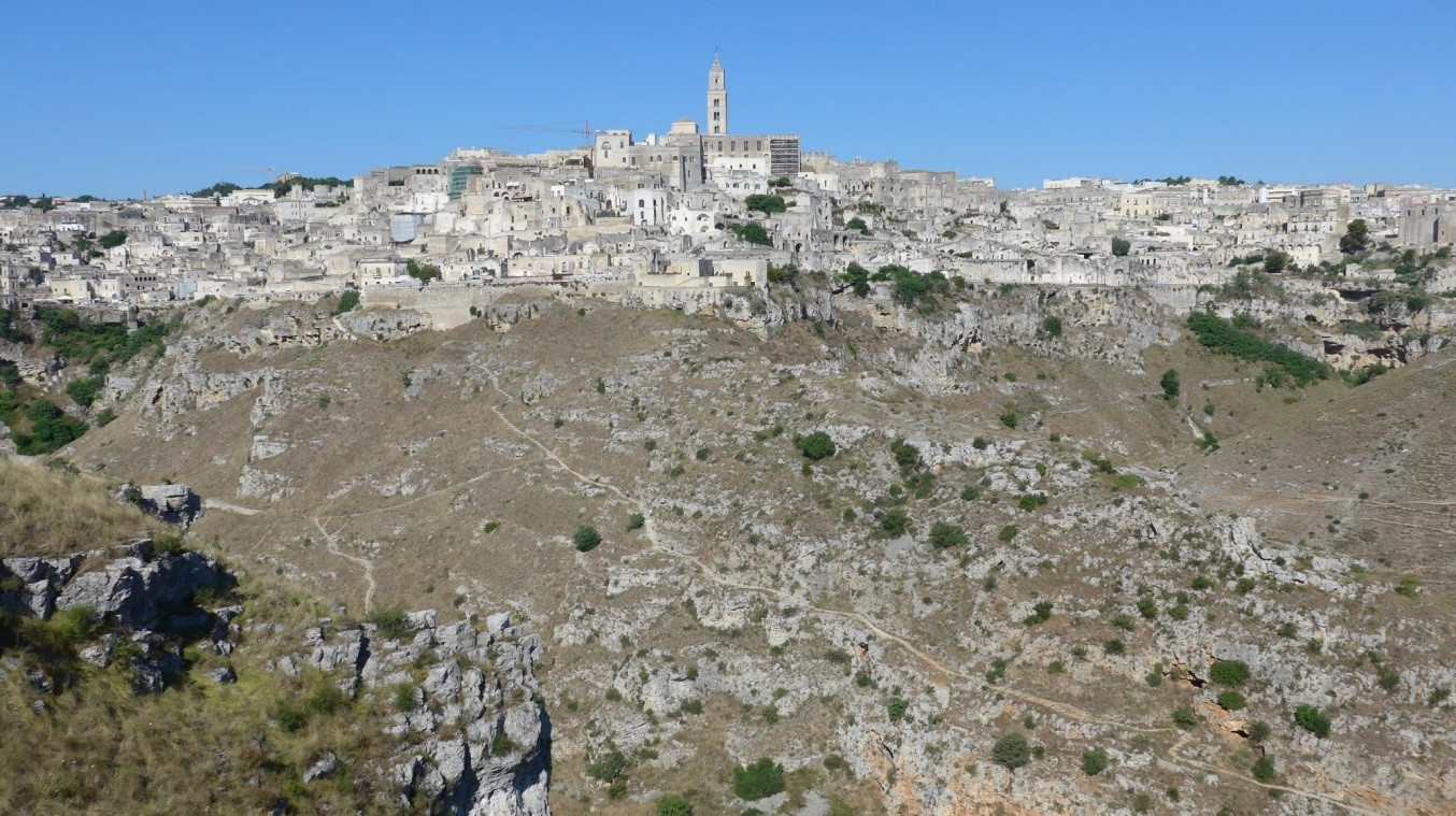 MATERA EUROPEAN (GEO)CAPITAL OF CULTURE