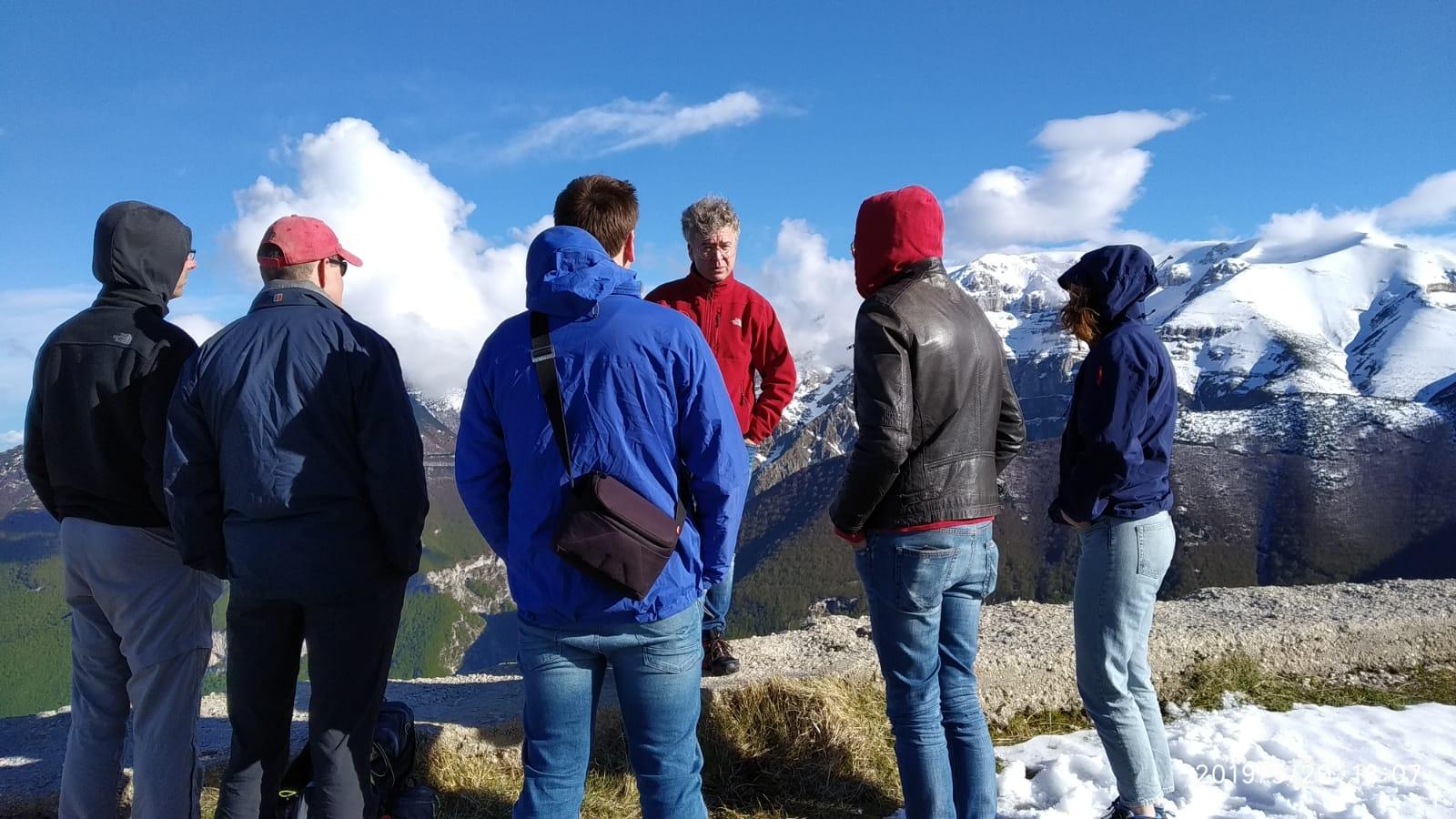 Taller de GEPlan y seminario de campo (sur de Italia)