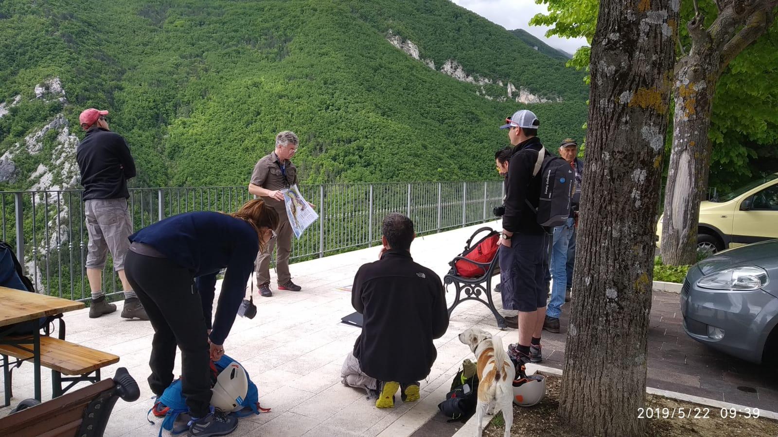 Segundo y tercer día del taller sobre «Exploración en reservorio de carbonatos»