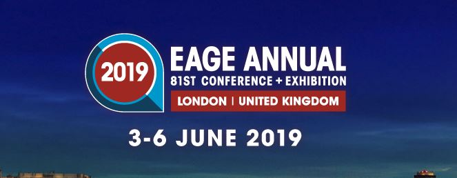 EAGE LONDON CONFERENCE 2019