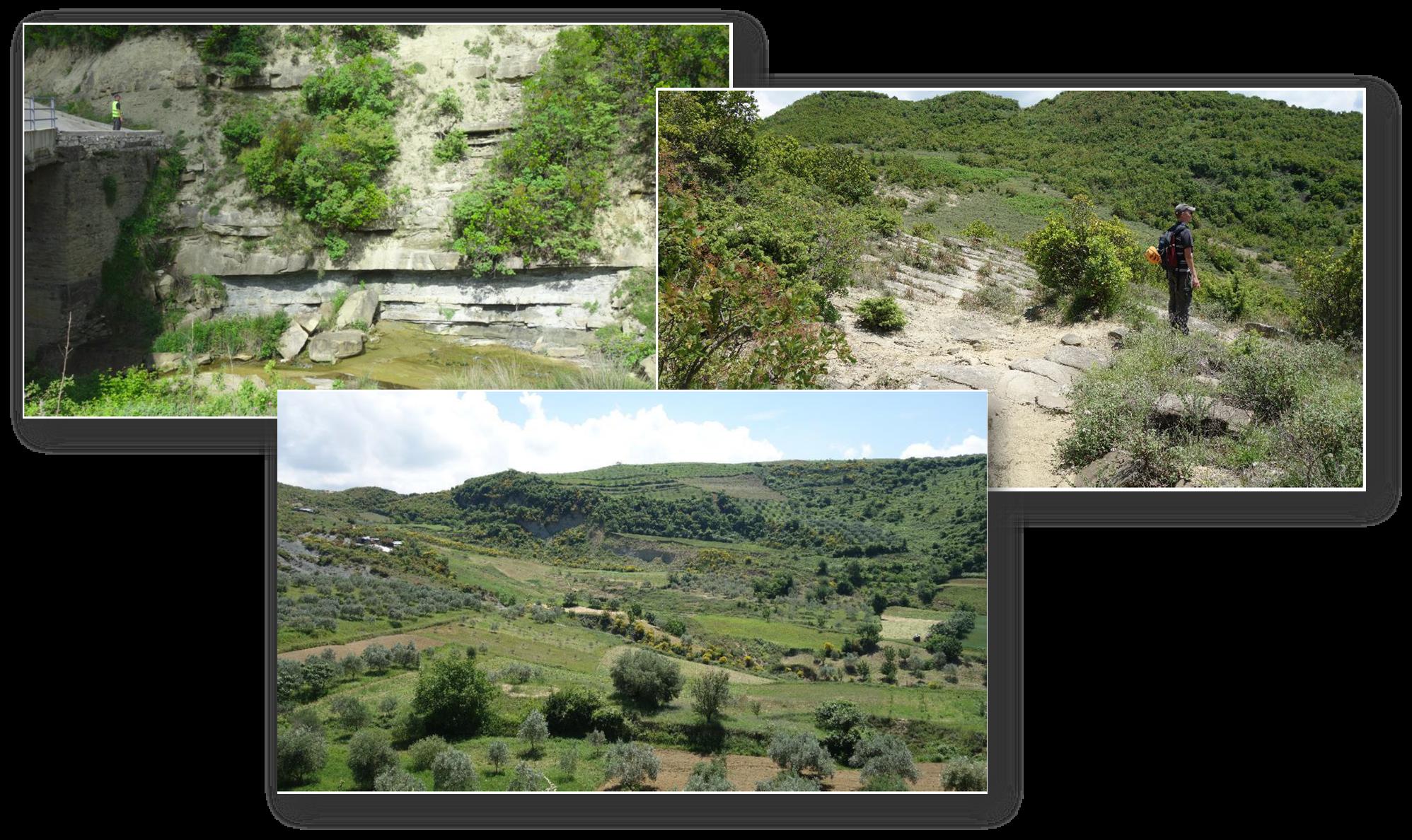TRABAJO DE CAMPO DE GEPLAN EN ALBANIA