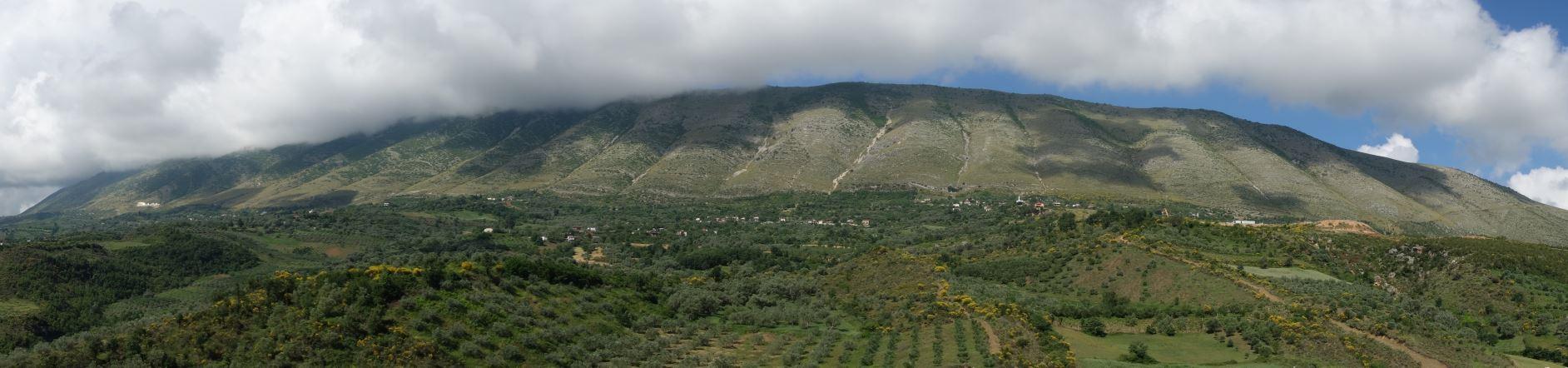 Trabajo de campo en Albania