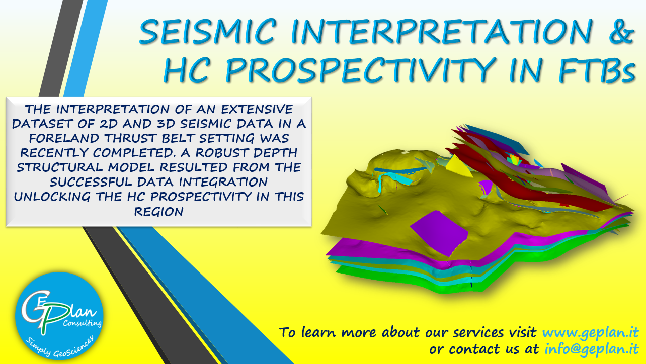SEISMIC INTERPRETATION & HC PROSPECTIVITY IN FTBs