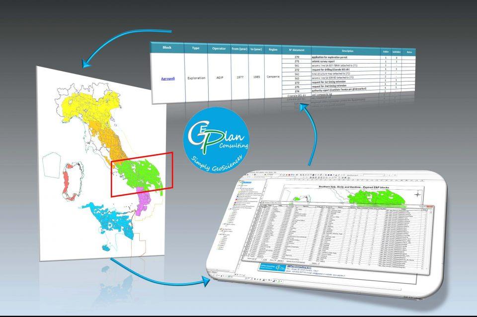 Data management and digitisation