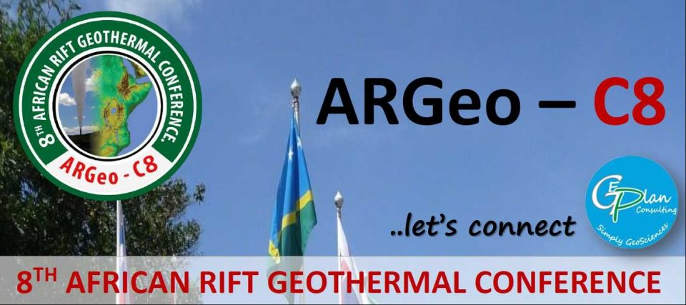8th African Rift Geothermal Conference