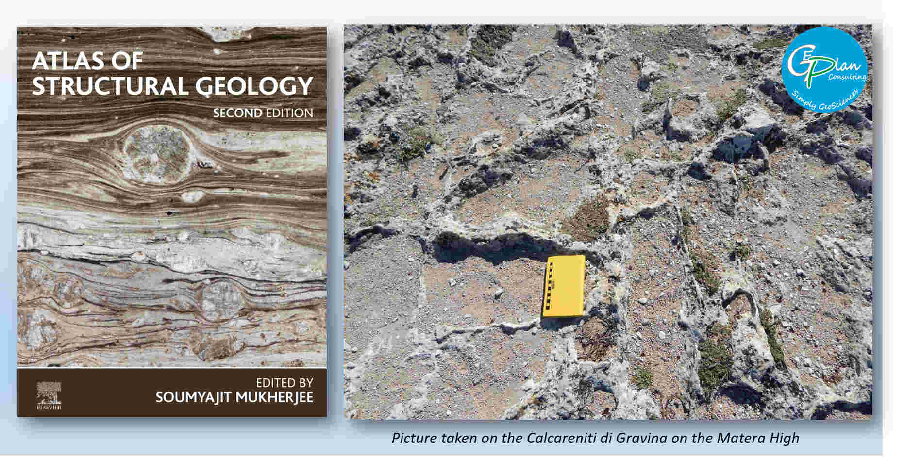 2nd edition Atlas of Structural Geology contribution