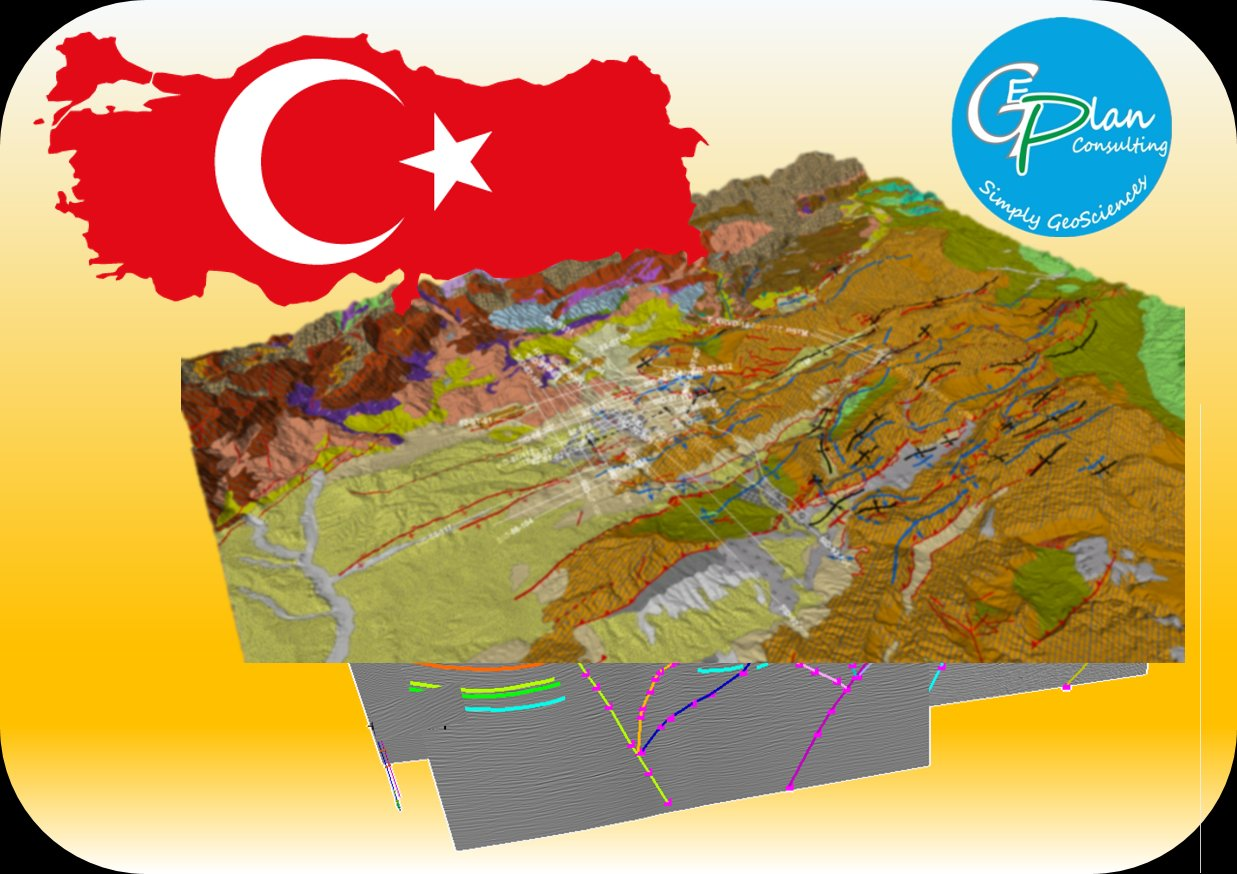 Exploration and appraisal onshore Turkey