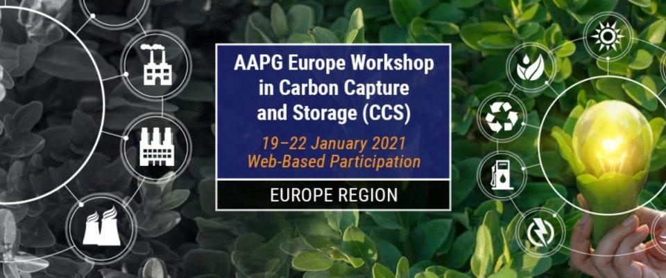 GEPlan @AAPG WORKSHOP EVENT IN CCS