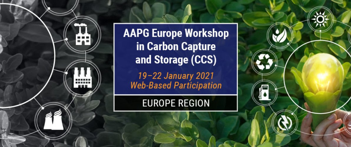 GEPlan @AAPG WORKSHOP EVENT IN CCS