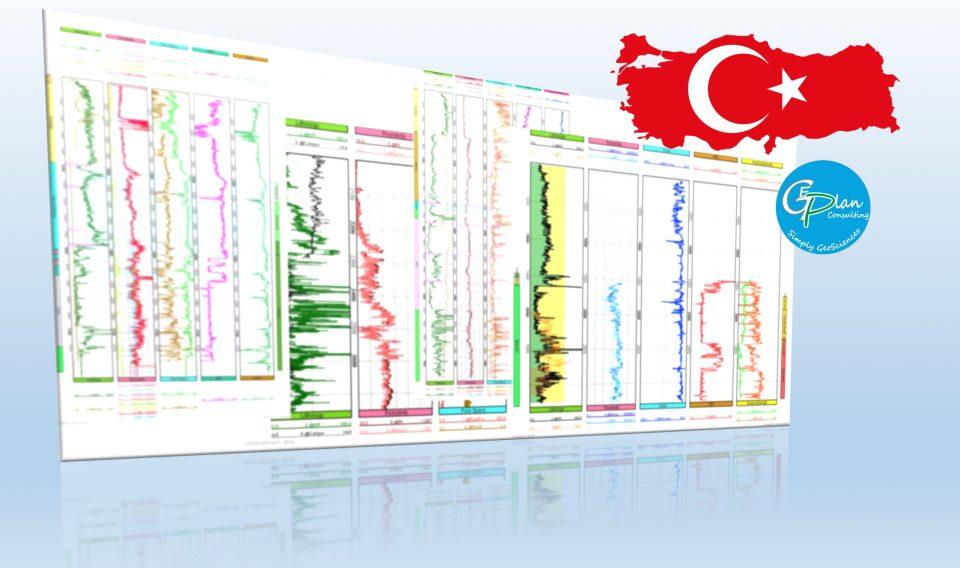 Petrophysics study – Turkey