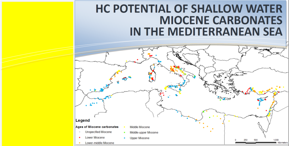Updated Basin report release – HC potential of shallow water Miocene Carbonates